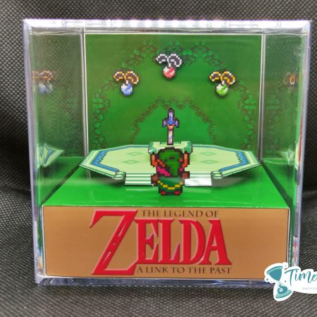 Link to the past diorama