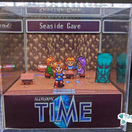 Imagen principal diorama seaside cave
